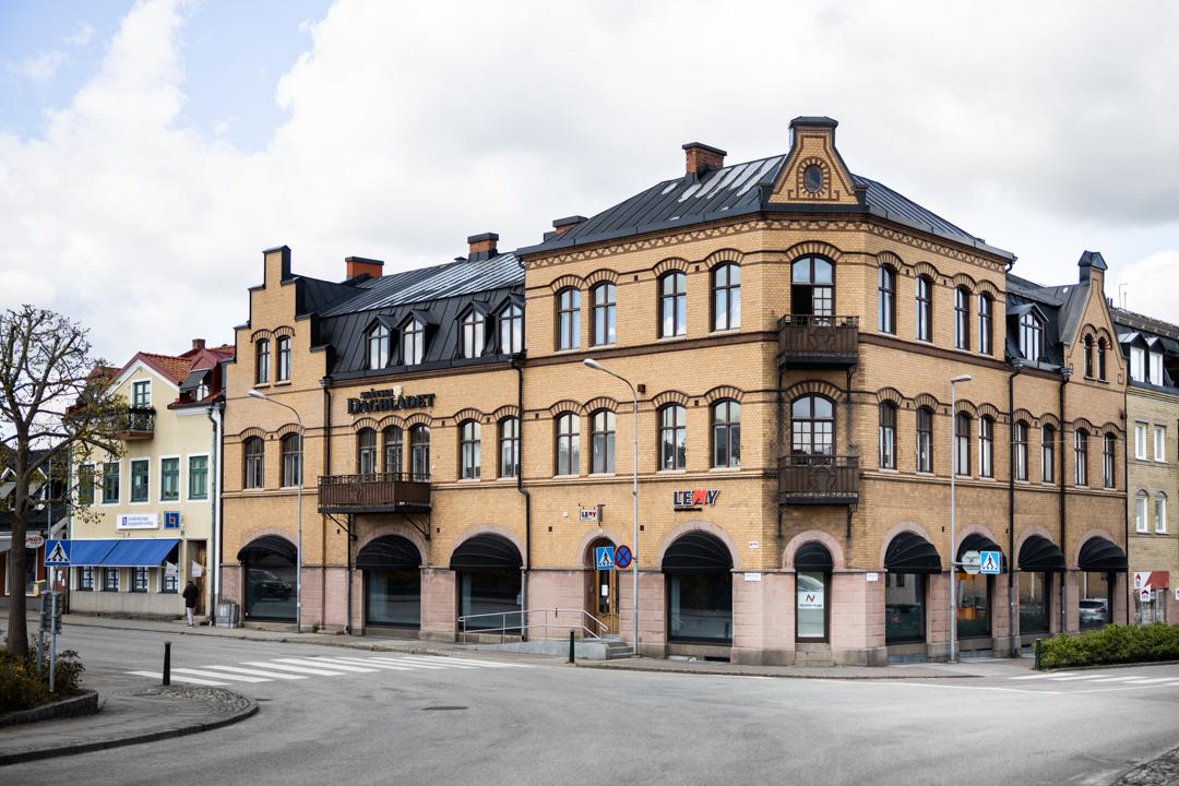 LEDIG  TJÄNST PÅ KONTORET